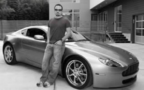 Mike's Aston Martin