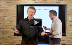 Video 2 Recap — The 3-Step Formula...